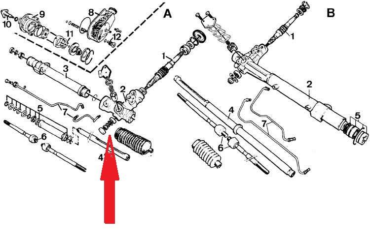 Рейка рулевая форд фокус 1 ремонт